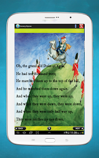 Nursery Rhymes Vol 1- screenshot thumbnail