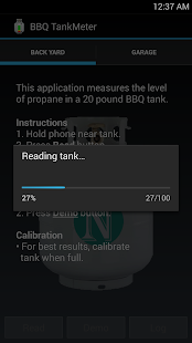 BBQ TankMeter - Grill Gauge- screenshot thumbnail