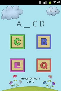 Learn Alphabet and Numbers- screenshot thumbnail