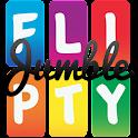 Flipty Jumble: Memory Game icon
