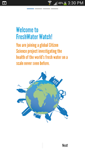 FreshWater Watch - náhled