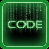 ADW Theme Green Glow Code Pro