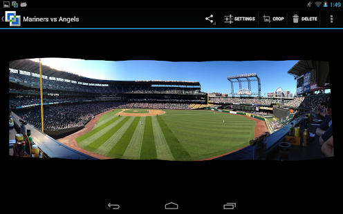 AutoStitch Panorama - screenshot thumbnail