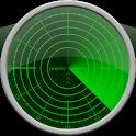 Radar Clock Widget logo