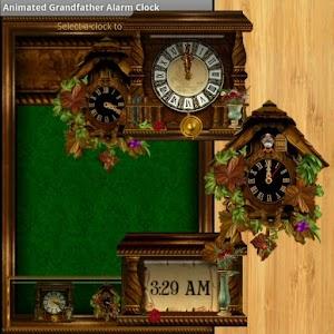 Grandfather Cuckoo Clock