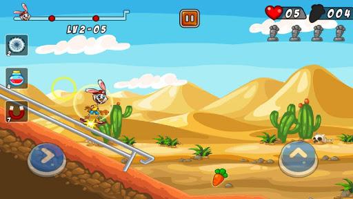 Bunny Skater screenshot 2