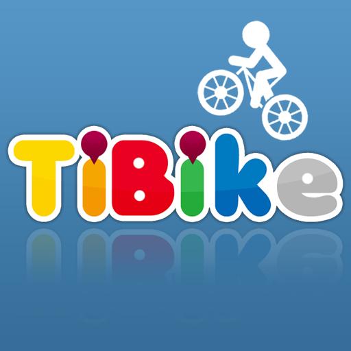 TiBike : 台灣公共自行車租賃查詢系統 LOGO-APP點子