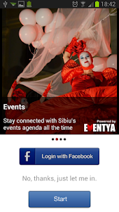 Sibiu City App - náhled