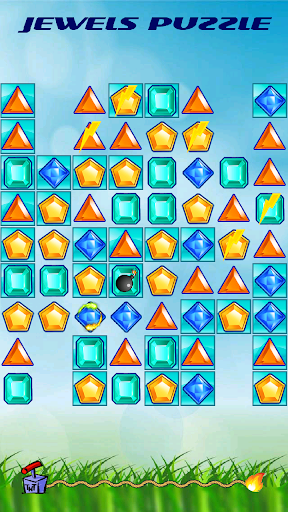 宝石パズル