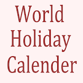 World Holiday Calender