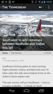 Tennessean- screenshot thumbnail