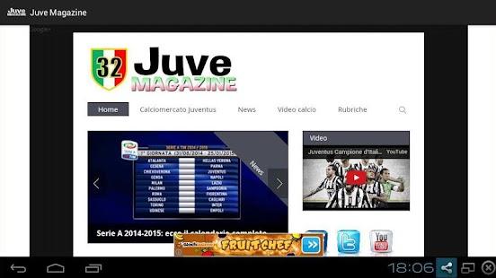 Juve Magazine
