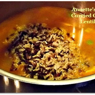 Annette's Original Curried Chicken & Lentil Soup