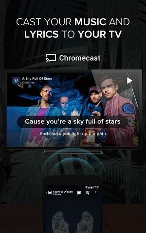android Musixmatch Songtexte Screenshot 18