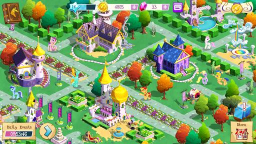 MY LITTLE PONY: Magic Princess 4.7.0n screenshots 15
