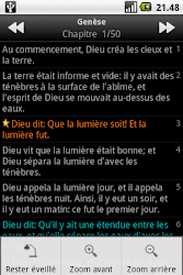 La Sainte Bible, Louis Segond APK Download – Free Books & Reference APP for Android 4