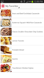 Must-Have Recipes from BHG Screenshot 4