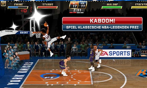 NBA JAM by EA SPORTS™ Capture d'écran