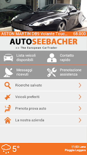 Auto Seebacher- screenshot thumbnail