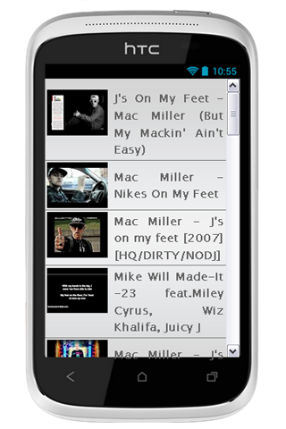 Mac Miller Hits - screenshot
