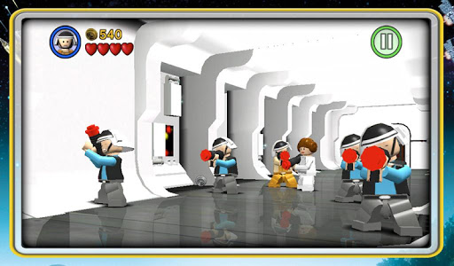 LEGO® Star Wars™:  TCS  screenshots 2