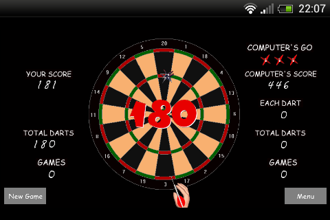 Darts  screenshots 3