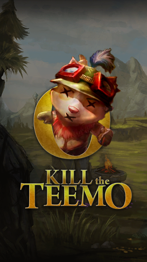Kill Teemo - League of Legends - screenshot