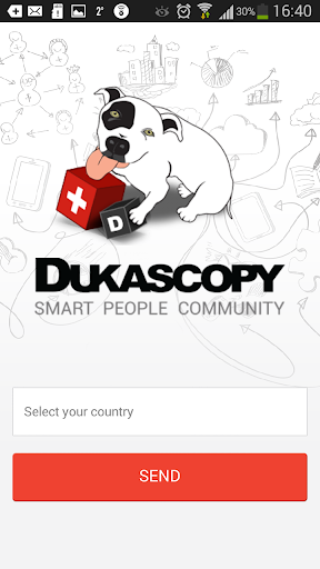 Dukascopy Connect
