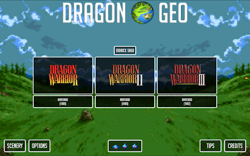 Dragon Geo - screenshot thumbnail