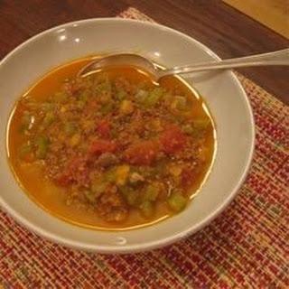 Atlas Mountain Soup