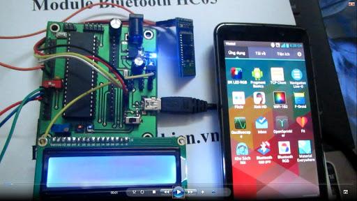 Bluetooth RGB Control