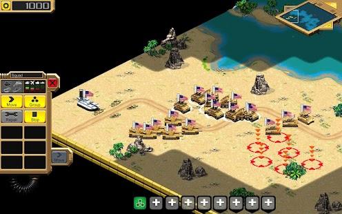 Desert Stormfront - RTS- screenshot thumbnail