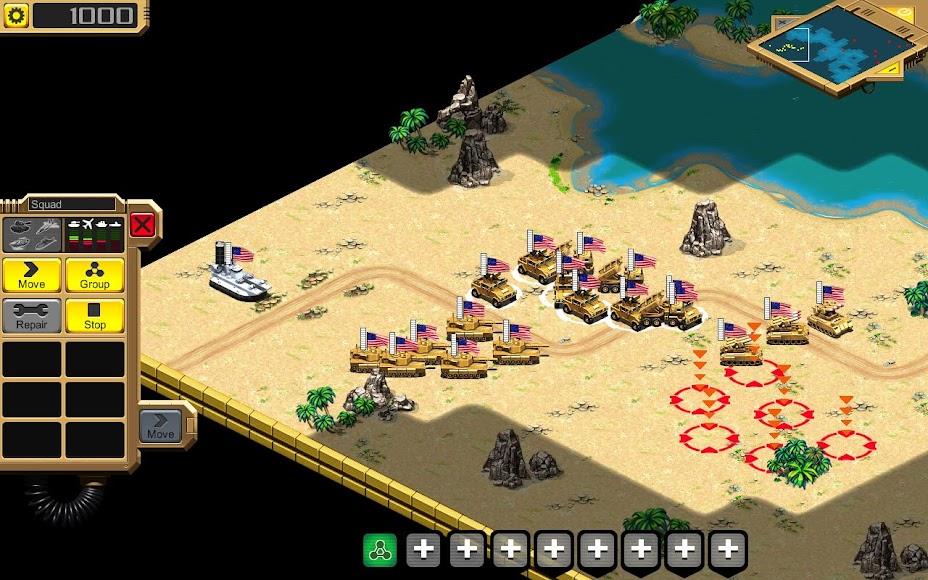Desert Stormfront - RTS 1.0.10