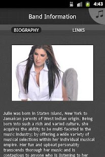 Julie Ciero - screenshot thumbnail