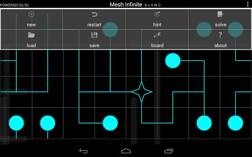 玩免費解謎APP|下載Mesh Infinite app不用錢|硬是要APP