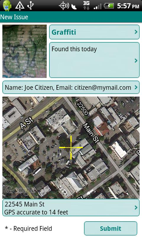 Pasadena - Citizen Service- screenshot