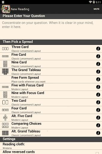 玩免費娛樂APP|下載Lenormand! app不用錢|硬是要APP