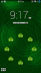 Dew Waterdrop HD TSF Shell - screenshot thumbnail