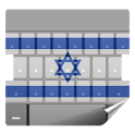 Hebrew for Magic Keyboard icon