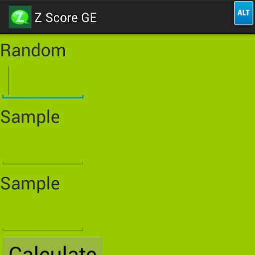 ZScore GE