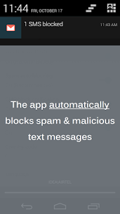SMS & Spam Blocker Clean Inbox- screenshot thumbnail