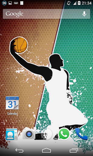 Boston Basketball Wallpaper