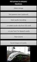 Screenshot of Learning Quiz Free
