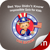 Impossible Quiz For Kids - USA