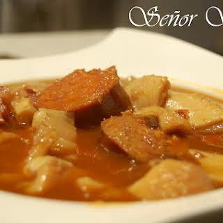 Tripe Soup.