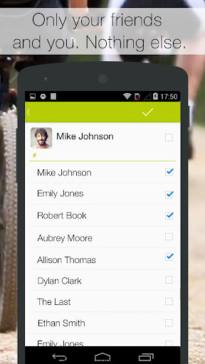 【免費生活App】InOut - Organize your meetups-APP點子