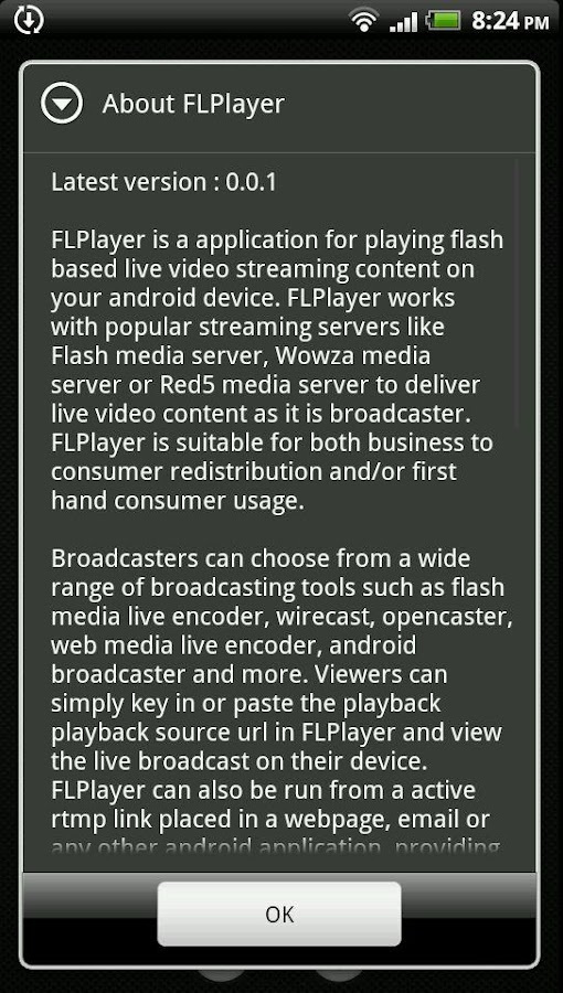 FLPlayer- screenshot