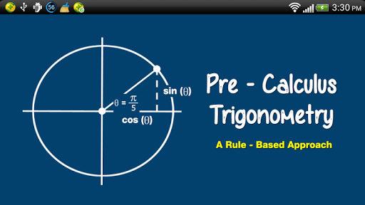 Pre - Calculus Trigonometry