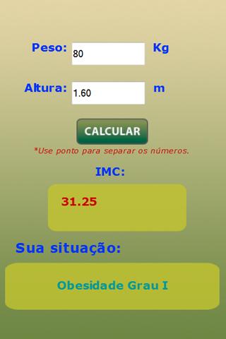 IMC Calculator