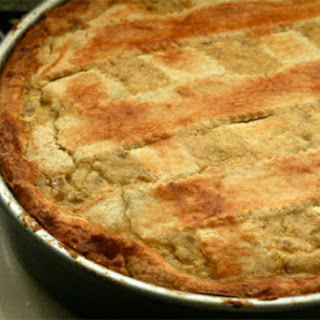 Pastiera (Ricotta and Cooked Grains Cake)